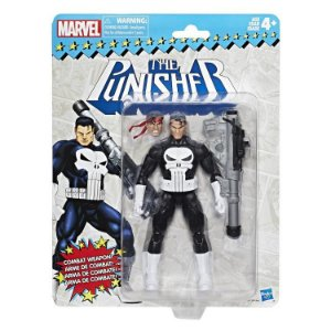 Marvel Legends Retro Collection Punisher- entrega 30 dias