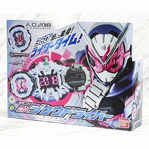 Kamen Rider Zi-O DX ZIKU DRIVER