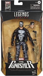 Marvel Legends Punisher o Justiceiro