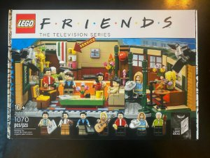 Lego Friends Central Perk Lego Set