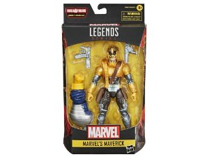 Marvel Legends Maverick (Strong Guy BAF) ENTREGA EM DEZEMBRO 2020
