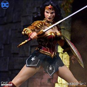 DC Comics One:12 Collective Wonder Woman ENTREGA EM DEZEMBRO 2020