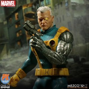 Marvel One:12 Collective Cable PX Previews Exclusive ENTREGA EM 30 dias