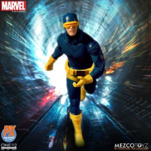 Marvel One:12 Collective Cyclops PX Previews Exclusive ENTREGA EM 30 DIAS