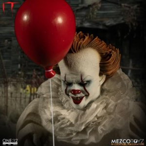 IT (2017) One:12 Collective Pennywise ENTREGA EM 30 DIAS