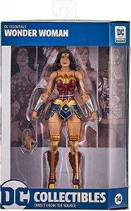 DC Collectibles Essentials: Wonder Woman Action Figure, Multicolor ENTREGA 30 DIAS