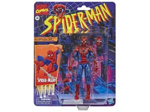 Spider-Man Marvel Legends Retro Collection Spider-Man ENTREGA MARÇO/2021