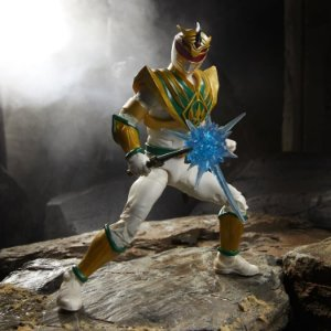 Morphin Power Rangers Lightning Collection Lord Drakkon entrega em Setembro