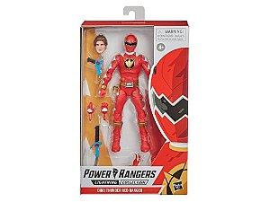 Power Rangers Dino Thunder Lightning Collection Red Ranger entrega em 25 dias