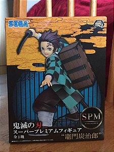 Demon Slayer: Kimetsu no Yaiba Kamado Tanjiro Super Premium Figure entrega em 25 dias