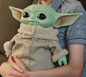 "Star Wars The Mandalorian The Child 11"" Plush Baby yoda PRONTA ENTREGA"