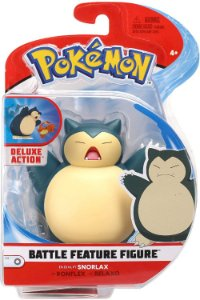 "Pokémon 4.5"" Battle Feature Figure - Snorlax"