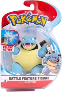 "Pokémon 4.5"" Battle Feature Figure - Blastoise  PRONTA ENTREGA"