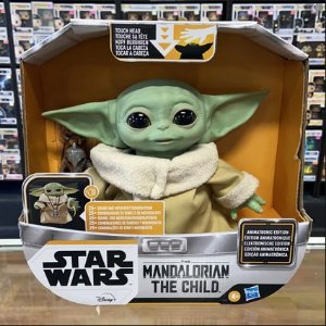 Star Wars The Child Animatronic Edition Toy entrega em 25 dias