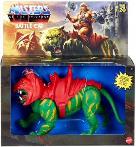 Masters of the Universe: Origins Gato Guerreiro Pronta entrega