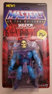 Masters of the Universe Vintage esqueleto Pronta entrega