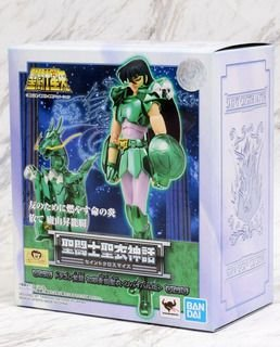 Shiryu De Dragão (revival) Saint Seiya - Cloth Myth - Bandai PRONTA ENTREGA