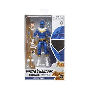 Power Rangers Zeo Lightning Collection Blue Ranger Pronta entrega