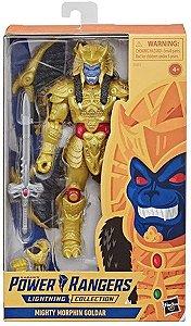 Mighty Morphin Power Rangers Lightning Collection Goldar Pronta entrega