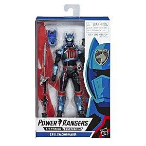 Power Rangers S.P.D. Lightning Collection Shadow Ranger PRONTA ENTREGA