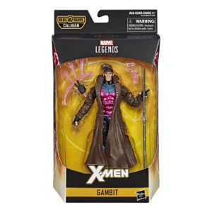Marvel Legends Gambit  X-Men Pronta ENTREGA