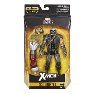 X-Men Marvel Legends Skullbuster (Caliban BAF) PRONTA ENTREGA