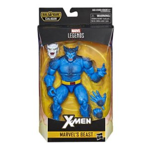 X-Men Marvel Legends Beast PRONTA ENTREGA