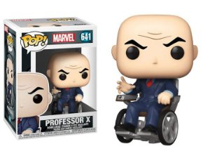 Pop! Marvel: X-Men (20th Anniversary) - Professor X PRONTA ENTREGA