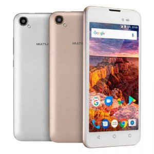 CELULAR MULTILASER MS50L 8GB ANDROID 7.0 BRANCO