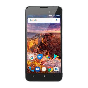 CELULAR MULTILASER MS50L 8GB ANDROID 7.0 PRETO
