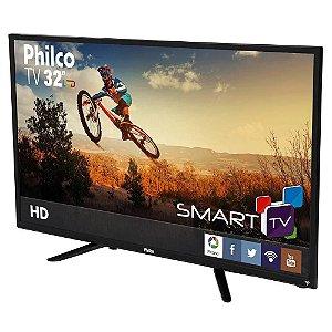 PHILCO TV LED HD 32POL PTV32E21DSWN SMART NETFLIX