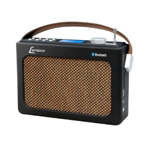 LENOXX RADIO RETRO BLUET./USB PRETO RB90