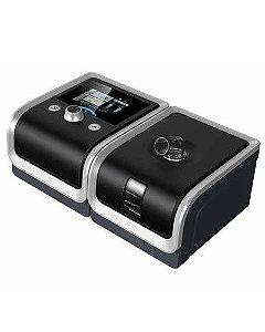 Kit CPAP Auto RESmart Gll E-20AJ-H-O com Umidificador e Máscara Nasal N4