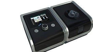 Kit CPAP Auto RESmart Gll E-20AJ-H-O com Umidificador e Máscara Oro-Nasal iVolve Full Face F1A