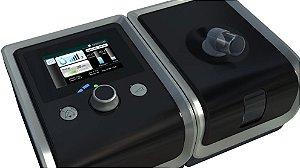 Kit CPAP Auto RESmart Gll E-20AJ-H-O com Umidificador e Máscara Oro-Nasal iVolve Full Face F2
