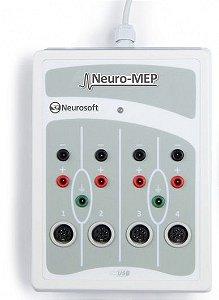 Unidade Amplificadora Neuro-MEP-4