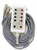 Comutador Eletrônico com 5 Saídas para Estimulador Neuro-MEP
