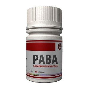 PABA (Ácido Paraminobenzóico) 100mg C/60
