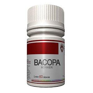 Bacopa Monnieri 250mg 60 Cápsulas