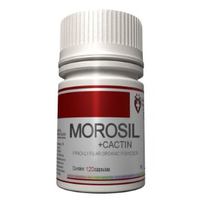 Morosil ® + CACTIN ® - PRICKLY PEAR ORGANIC POWDER