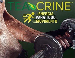 Teacrine - 180mg - - 30 cápsulas - Energia para o dia |FS