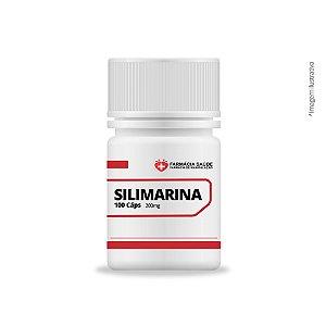 Silimarina 200mg 100 cápsulas - Anti Hepatotóxico