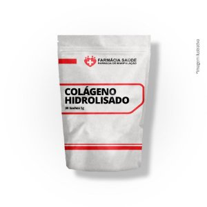 Colágeno Hidrolisado - 30x 5G sachê - Pele Flácida |FS
