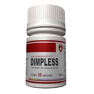 Dimpless 40mg 30 cápsulas - Auxiliar na redução da celulite