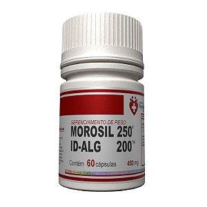 Barriga de Chopp tem fim - Morosil + ID-Alg - 60 cápsulas
