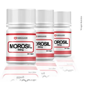 Morosil 500mg 90cápsulas - Original Galena®