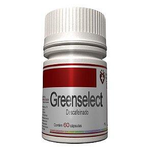 Greenselect ® 120mg 60 cápsulas - Termogênico descafeinado