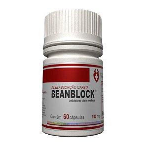BeanBlock 100mg 60 cápsulas - Menos Carboidratos
