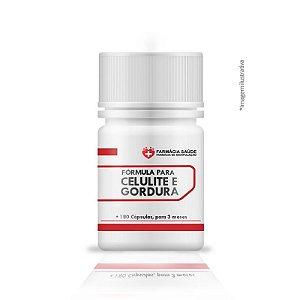 Fórmula para Celulite e Gordura Corporal