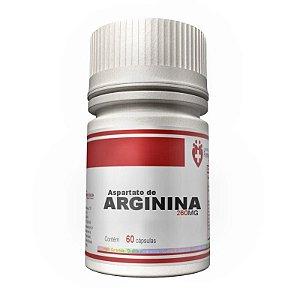Arginina Aspartato 260mg 60 capsulas - Resistência